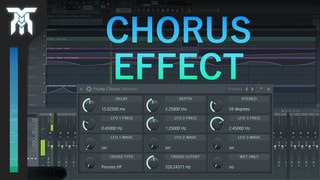 How To Use A Chorus Effect