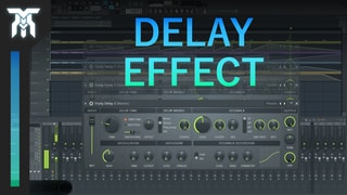 How To Use A Delay Effect Plugin