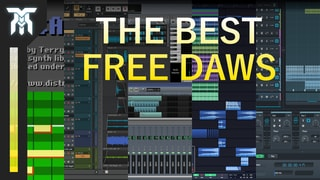 Best Free DAWs for Music & Sound Design (2019)