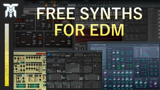 Best Free VST Synths for EDM & Electronic Music