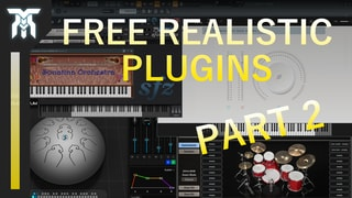 Best Free Realistic Instrument VST Plugins 2019