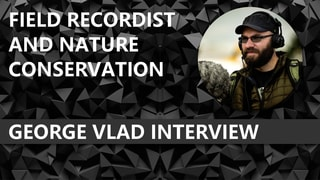 George Vlad Interview - Conservation Field Recordist