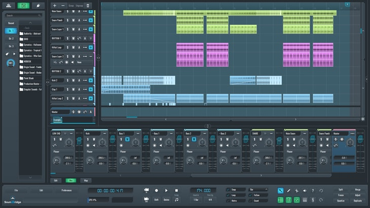 Best Free DAWs for Music & Sound Design (2019) | Transverse Audio