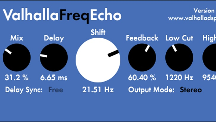 Freq Echo (One of the Best Free VST Effect Plugins)