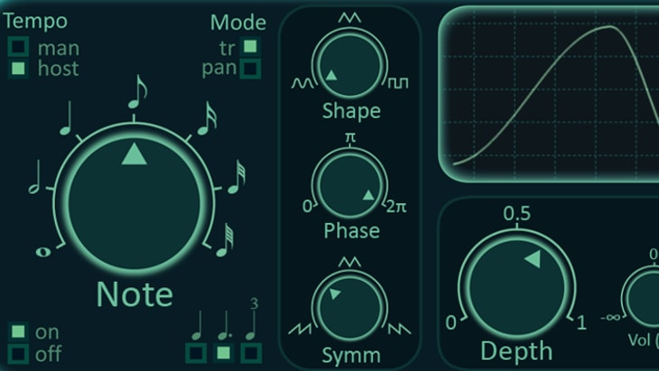 Tremolo (One of the Best Free VST Effect Plugins)