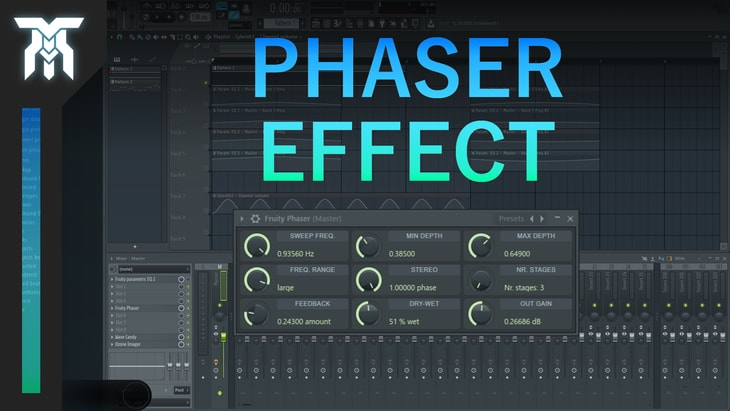 How To Use A Phaser Effect Plugin