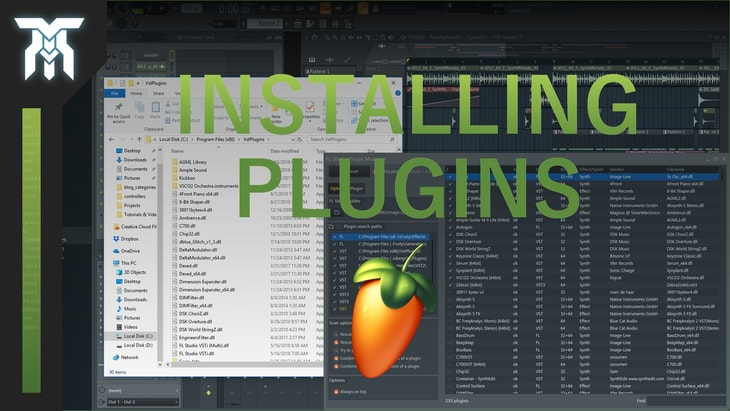 How To Install Plugins & Sample Packs in FL Studio