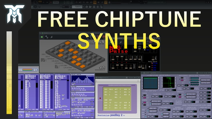 Best FREE Chiptune VST Synths