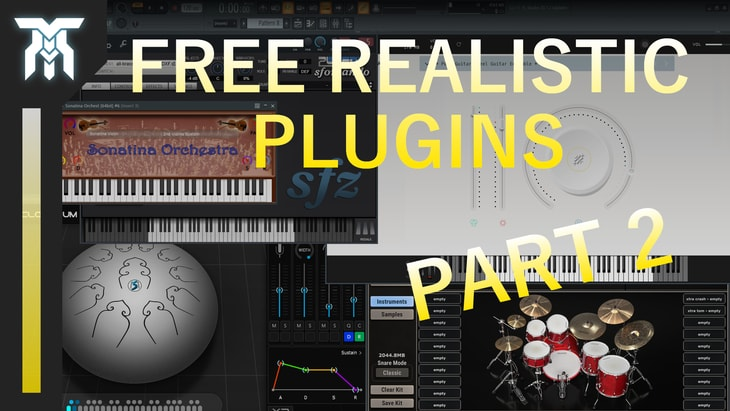 Best Free Realistic Instrument VST Plugins