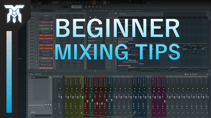 Mixing Tips For Beginners (Any DAW)