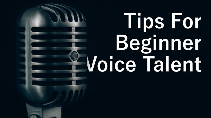 Tips for Beginner Voice Actors